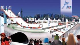 Jeux de neige à Grenoble