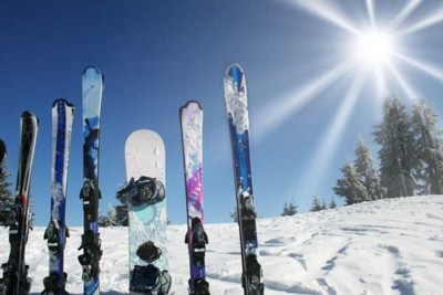 Il est encore possible de skier !